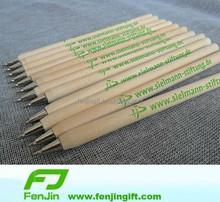 promotion cheap wood ball pen cheap wood pen