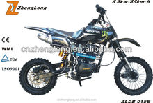 2015 China new 150cc dirt bike for cheap sale