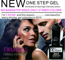Professional salon nail polish wholesale Easy off Color uv gel polish