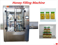 high efficiency honey pisiton filler, automatic filling machine for project in philippines