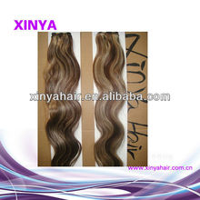 "Thick bottom 30"" Cambodian hair virgin wavy/cambodian hair weave wholesale"
