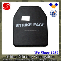 removable and insertable Anti-ballistic threats SAPI bulletproof plate