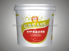 Lubricating grease for heavy duty trucks