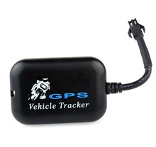 GSM/GPRS Motorcycles Tracker Anti-theft System LBS+SMS/GPRS SOS Alarm Real-time Location Tracking