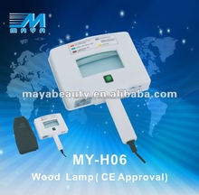 Beauty Salon medical Skin Analyzer for wood lamp(CE Certification)