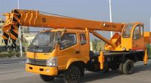 Different Hydraulic Truck Crane Sizes