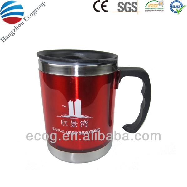 2015 Promotional Wholesale Coffee Thermos Travel Mug Buy