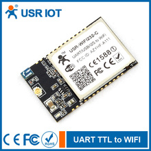 (USR-WIFI232-Ca) High Stability UART TTL Serial to Wifi Module,Support Router/Bridge Mode Networking