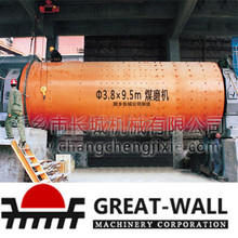 GWBM17 activated carbon cement raw mill