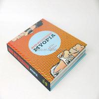 Custom textile souvenir design printing hardcover photo book