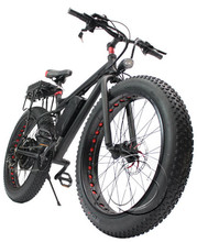 Powered 1000W/48V Off road e-bike Lithium battery snow electric bike for sale