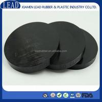 Molded disc rubber buffer