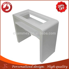 elegant and sturdy package wood high quality and inexpensive beauty desk,wooden antique garden table