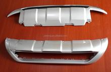 Front and rear bumper guard for 2014-2015 Volvo XC60 bumper guard