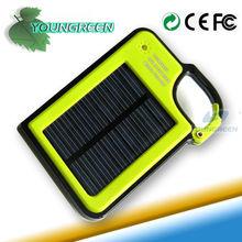 Mini Solar Panel Charger 1450mAh for Handphone