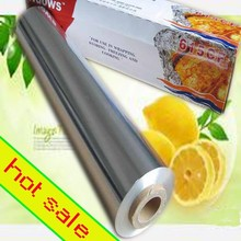 Manufacturer of aluminium foil packaging for household used
