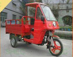 Motorcycle trailer aerial work platform