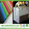 Sunshine supply pp spunbonded fabric and textile for shopping bags