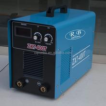 Industry Usage Mosfet Hot Start DC 380V Three Phase 400 Amp MMA Inverter ARC Welding Machine