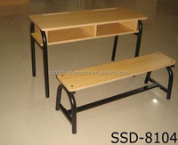 2015 hot sale factory cheap sale school furniture/education furniture/school desk and chair