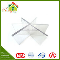 New product promotion flexible polycarbonate flat sheet