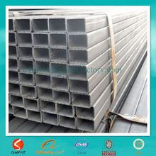 china welded carbon steel pipe/tube / black tube stock construction material