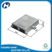 dual 24 pin ecu aluminum box enclosure