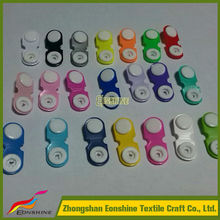 High quality durable Plastic snap fastener in buttons Closure for Wristband