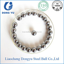 300Series 0.5mm-50.8mm AISI316/316L High Polished Used Polishing Stainless Steel Ball