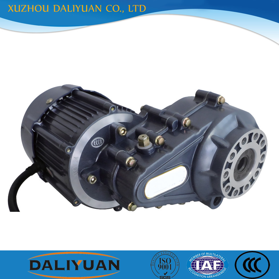 Electric Car Motor 20kw Bldc Hub Motor 48v 500w For Dune