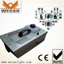 HOT SALE!!!(SM-1500)1500W dmx512 smoke make machine 12v fog machine