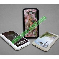 DIY 3D Sublimation Cover Case for Samsung Galaxy Young GT-S6310