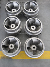 impeller resin sand casting, steel casting