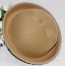 Hot selling cowboy hat made in china felt hat / oktoberfest / erdinger