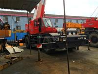 50T high quality&cheap price, Kato rough terrain crane sales in Shanghai