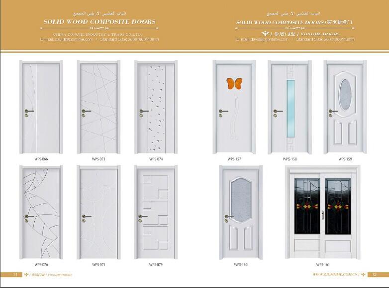 Teak Main Door Design Wholesale Solid Wooden Doors With
