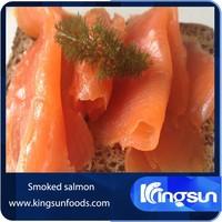 Good Quality Smoke Salmon Pieces
