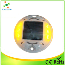 colorful with red/blue/white/yellow/green optional led light solar pavement marker of CS-SR-802