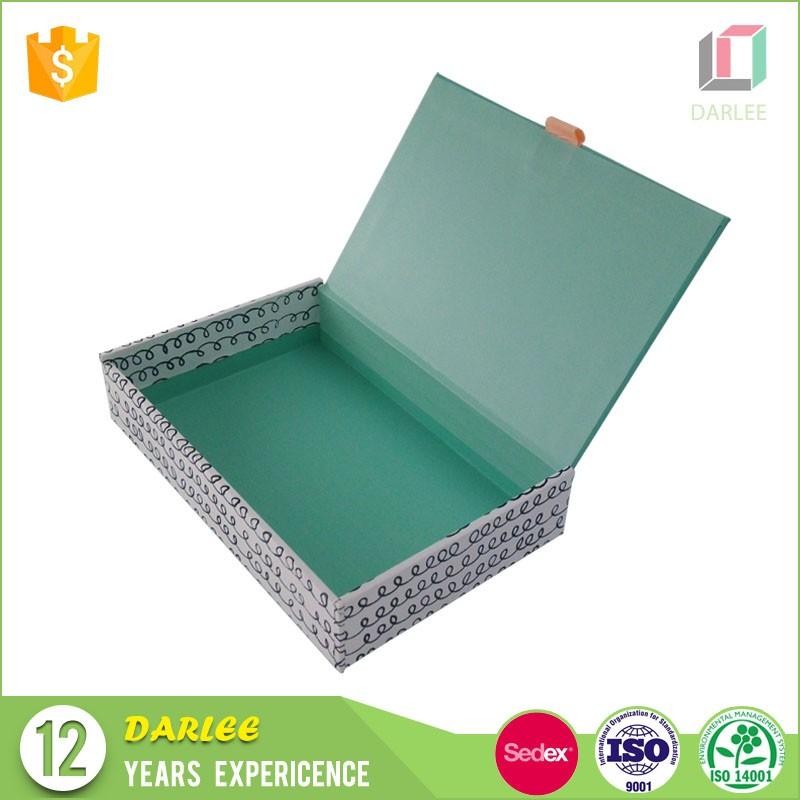 custom grey cardboard packaging