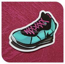 lebron james 9 shoe stickers