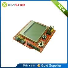LCD4884 Joystick Shield v2.0 for Ardu rocker LCD expansion board