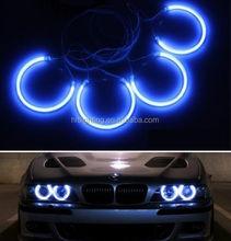 blue white color ccfl ring angel eyes best price For BMW E36 E38 E39 E46