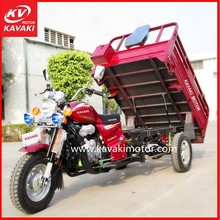 Cargo Truck Price Electric Tricycle Mobility Scooter 200CC Automatic Motorcycle on Sale