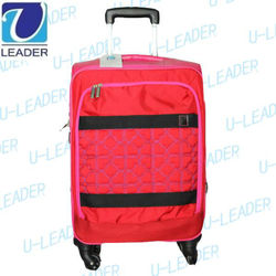 super light trolley Mini Suitcases/lock trolley case