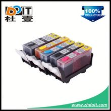 china supplier ciss refill kits for canon PGI 525/CLI 526 with high quality