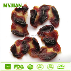 best quality dry chicken gizzard dog treats for pet training treat dry dog food