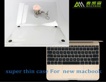 2015 new design Low price wholesale Original crystal case for apple Macbook pro 13.3""