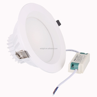 Shenzhen 20w cob led downlight 6inch Anti-glare Bridgelux led Factory Price,CE Rohs approved