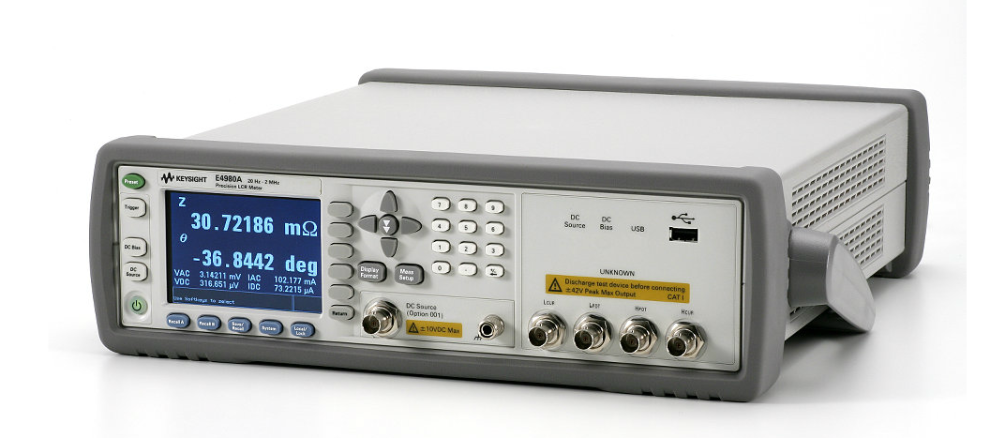 Keysight Lcr Meter : Keysight e a precision lcr meter hz to mhz buy