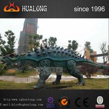 Emulational Ankylosaurus dinosaurio